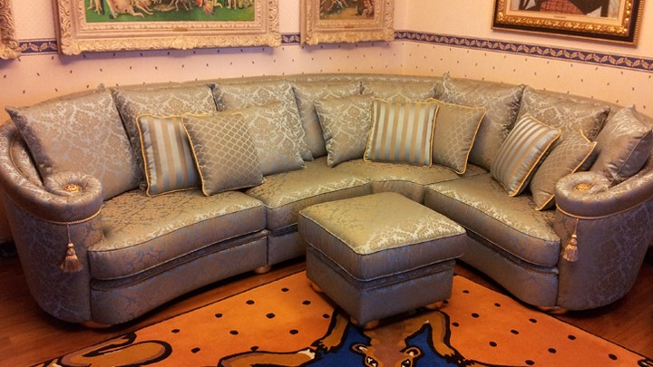 Classic Italian sofa