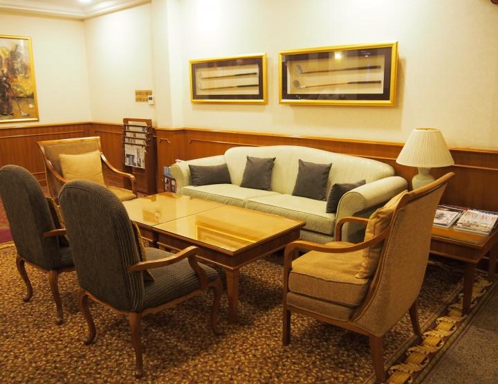 Sofa upholstery for sentosa golf