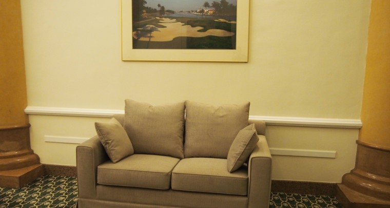 Sofa For Sentosa Golf Club